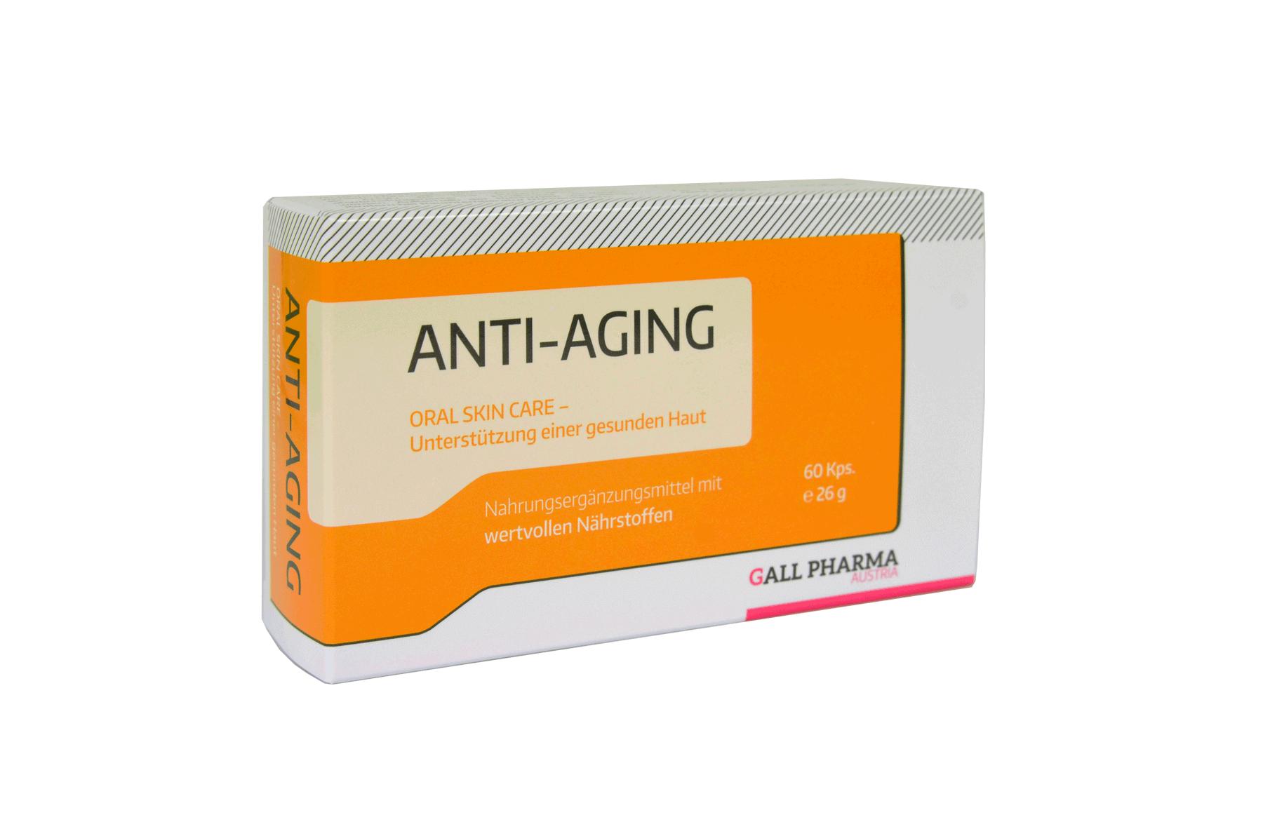 Anti Aging Kapseln