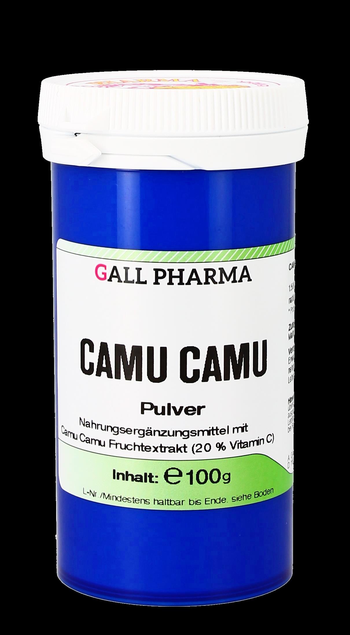 Camu Camu Pulver