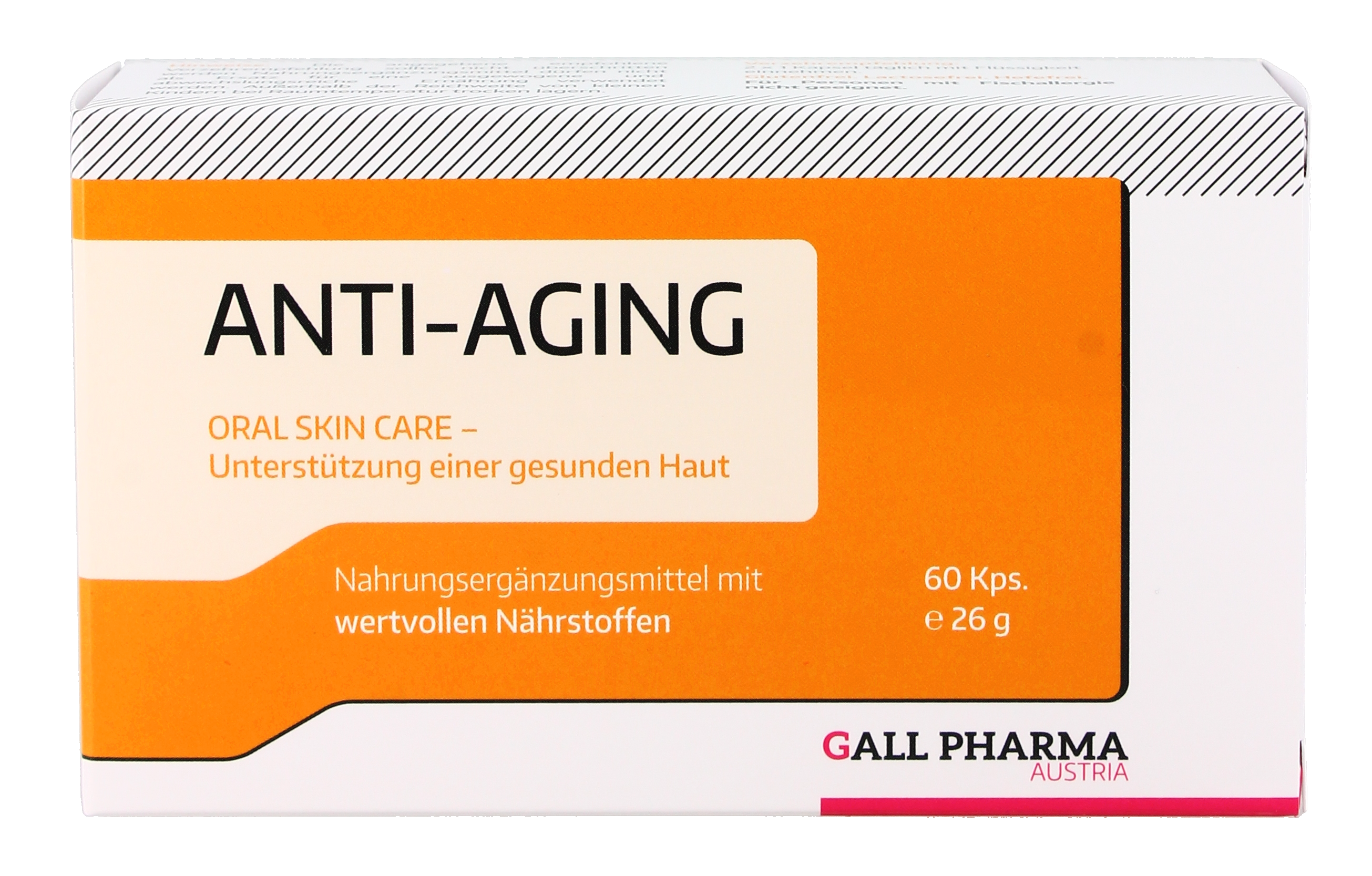 Anti-Aging GPH Kapseln – Oral Skin Care
