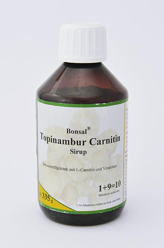 Bonsal® Topinambur Carnitin Sirup