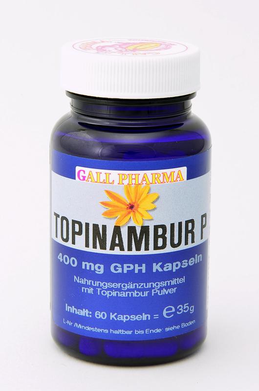 Topinambur P GPH Kapseln