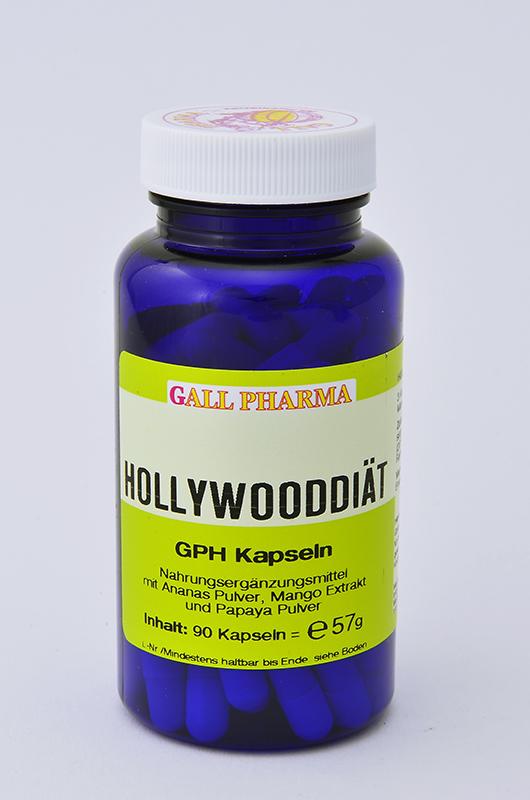 Hollywooddiät GPH Kapseln