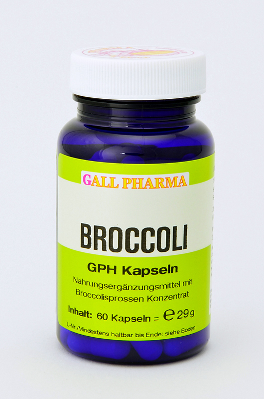 Broccoli GPH Kapseln