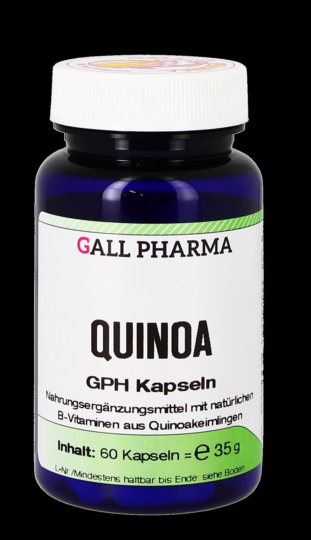 Quinoa GPH Kapseln