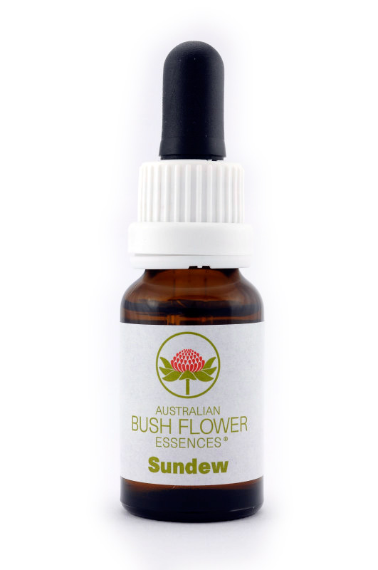 Australian Bush Flower Essence Sundew 15 ml