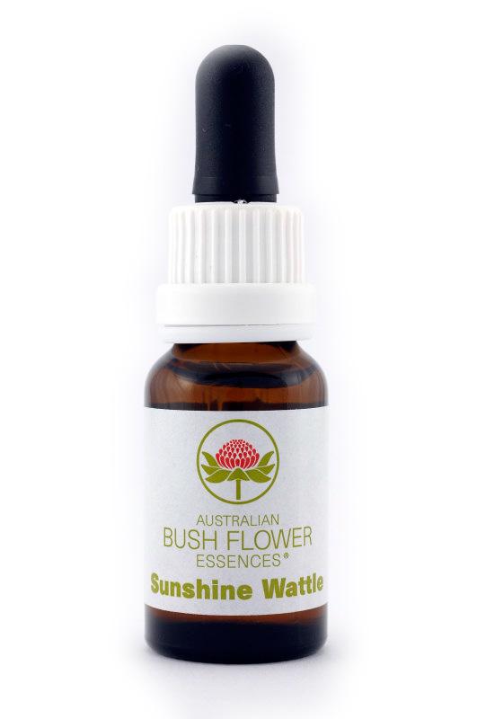 Australian Bush Flower Essence© Sunshine Wattle 15 ml