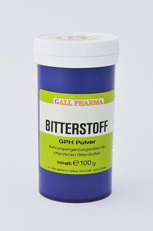 Bitterstoff GPH Pulver