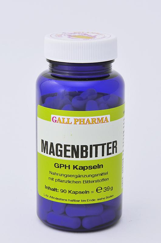 Magenbitter GPH Kapseln