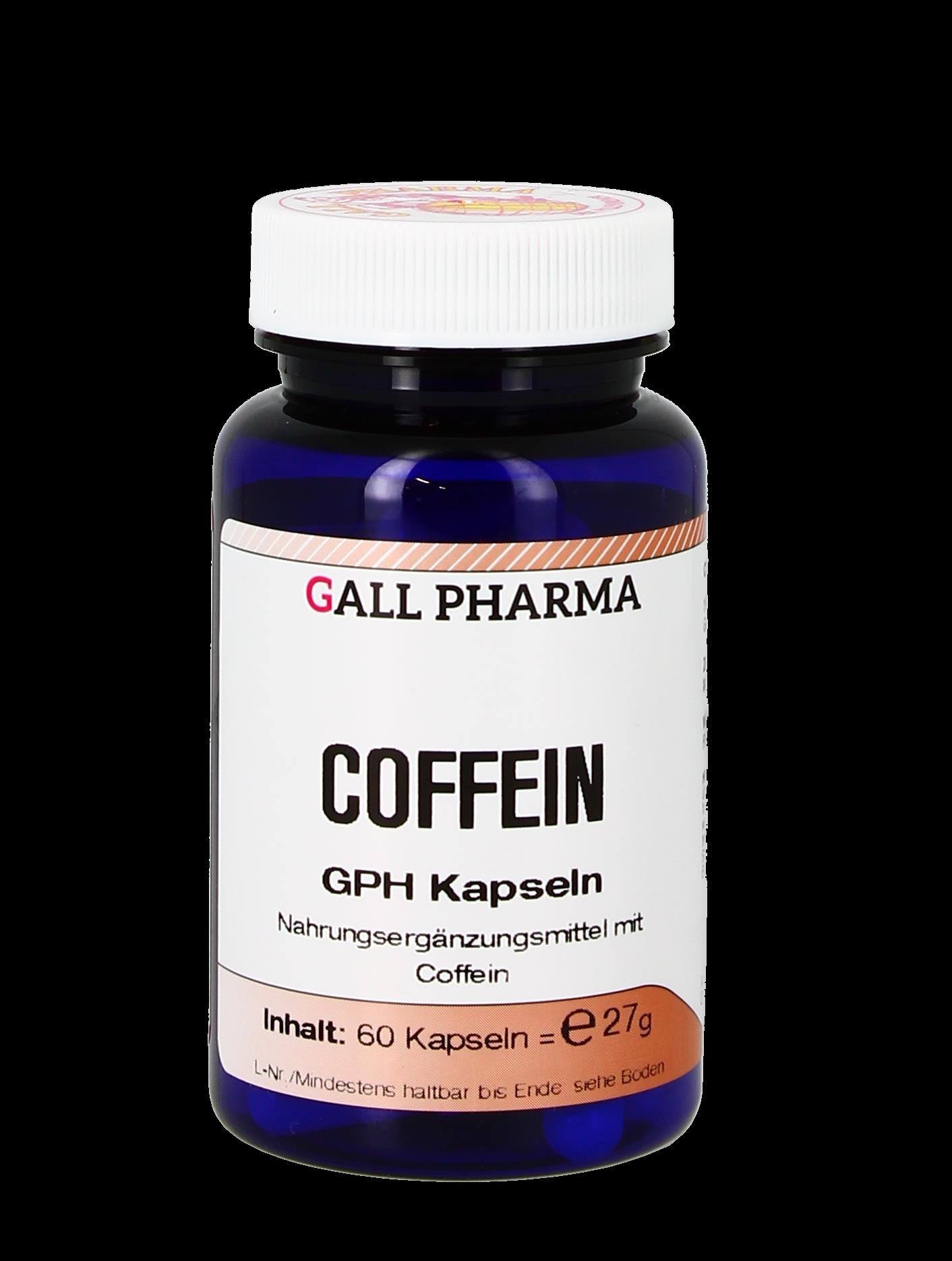Coffein GPH Kapseln