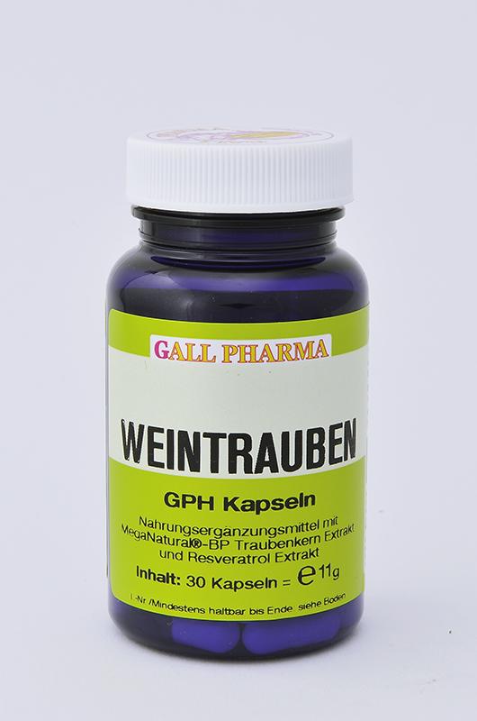 Weintrauben GPH Kapseln