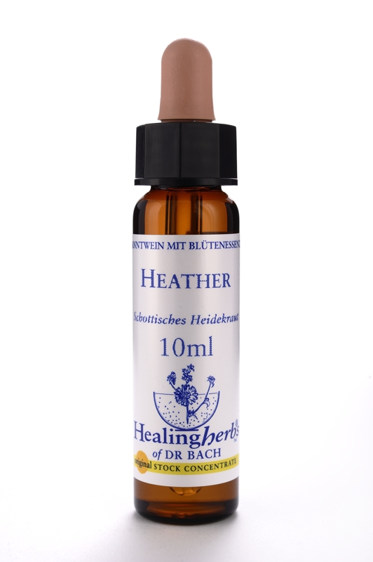 Heather 10 ml Healing Herbs 114