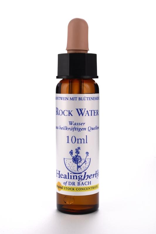 Rock Water 10 ml Healing Herbs 127