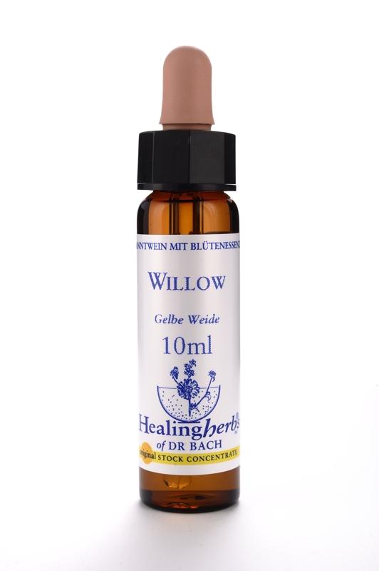 Willow 10 ml Healing Herbs 138