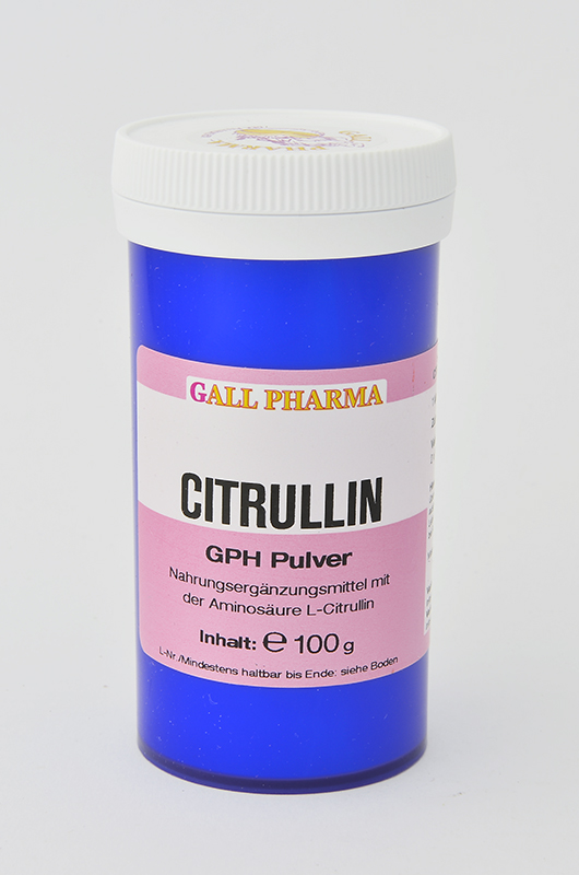 Citrullin GPH Pulver