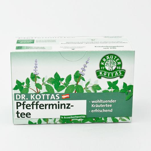 Dr. Kottas Pfefferminztee Filterbeutel 20 St.
