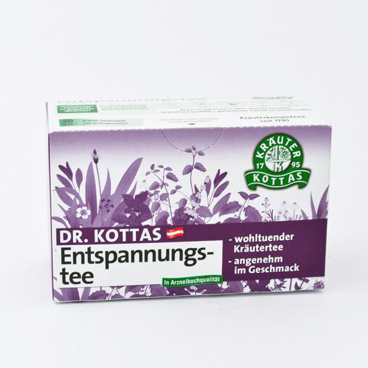 Dr. Kottas Entspannungstee Filterbeutel 20 St.