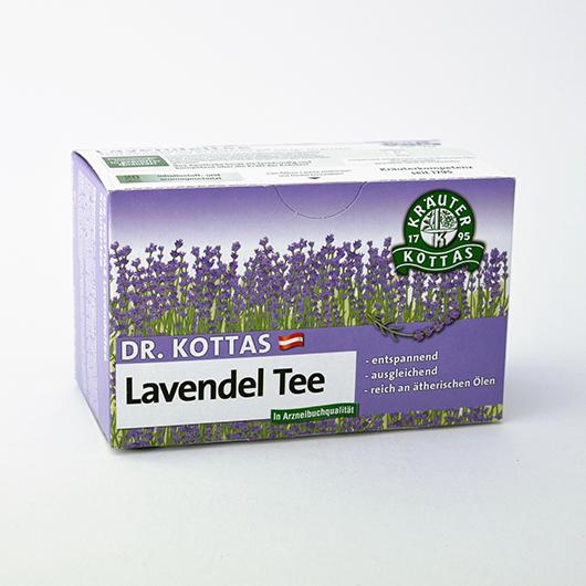 Dr. Kottas Lavendeltee Filterbeutel 20 St.