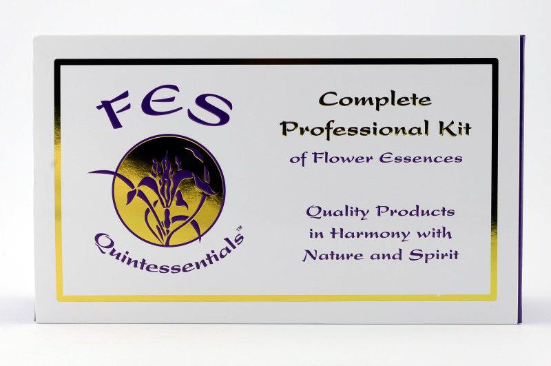 FES Quintessentials© Blütenessenz Set 103x 30 ml