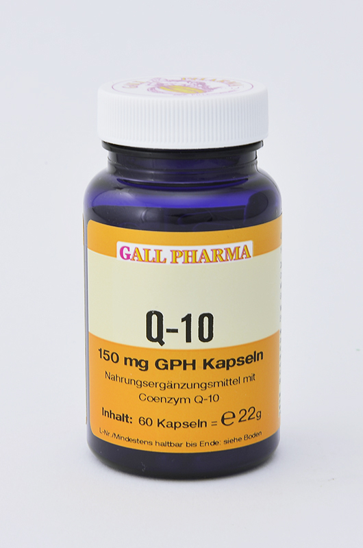 Q-10 150 mg GPH Kapseln