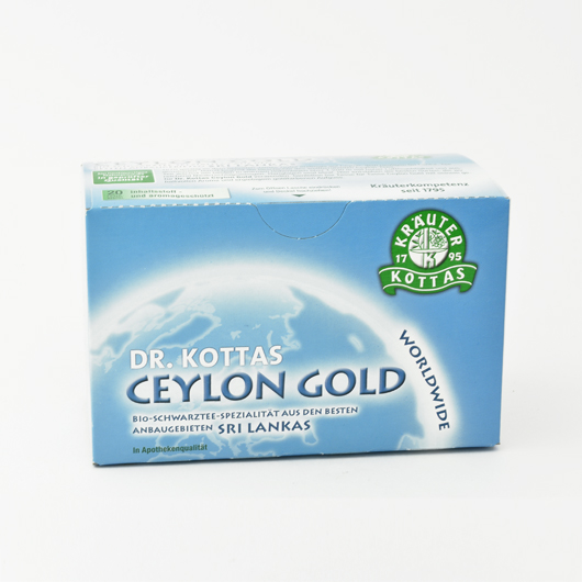 Dr. Kottas Ceylon-Gold Filterbeutel 20 St.