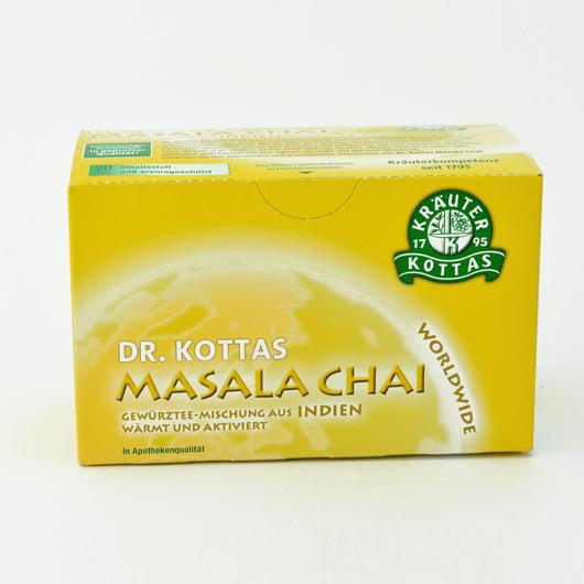 Dr. Kottas Masala Chai Filterbeutel 20 St.