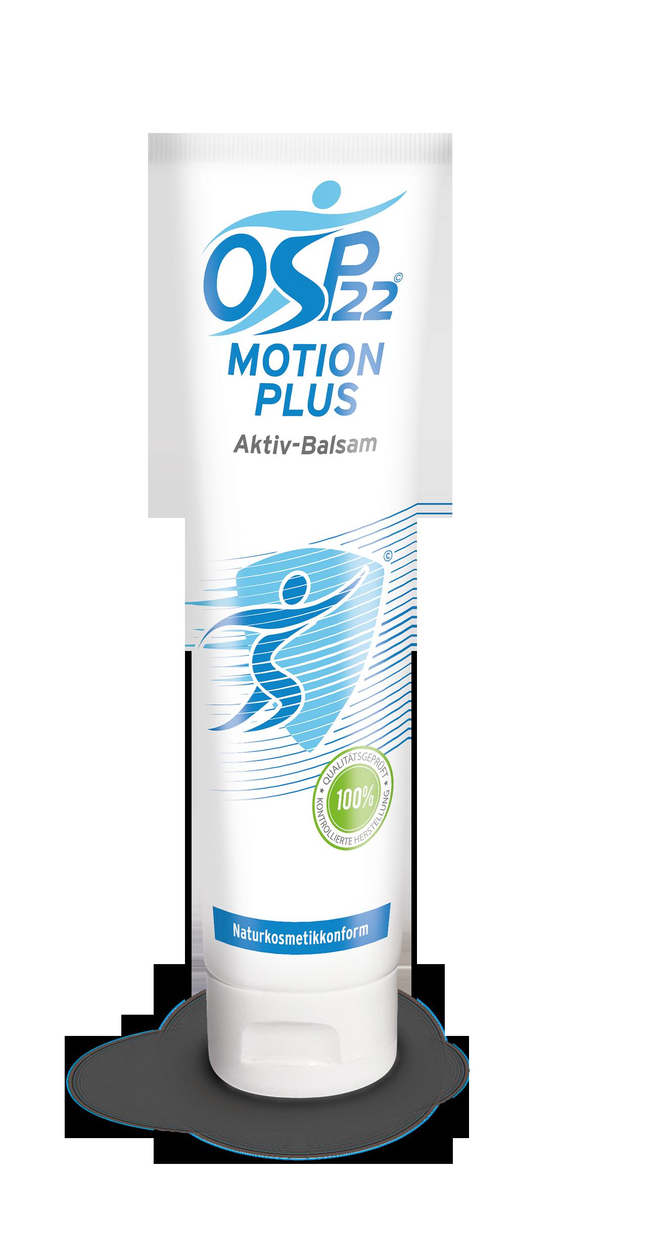 OSP22® - Motion Plus Aktiv Balsam