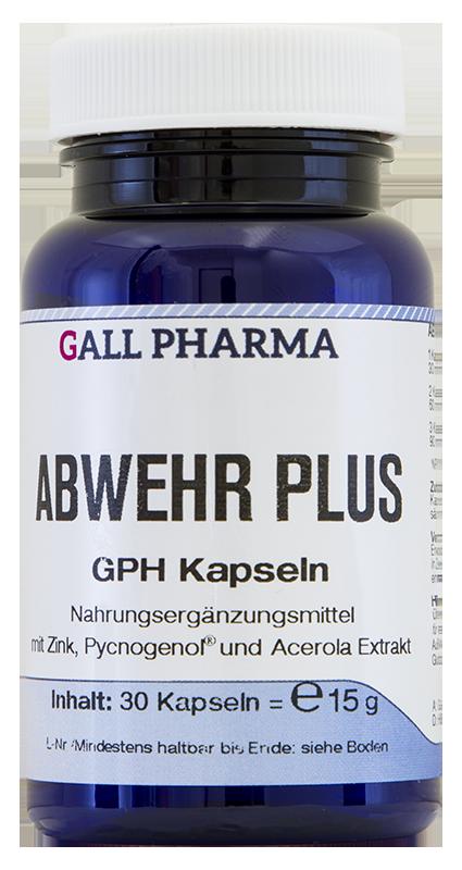 Abwehr Plus GPH Kapseln