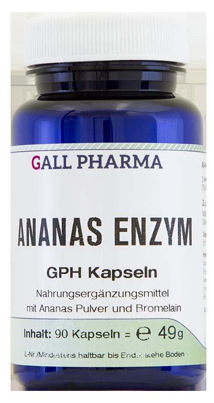 Ananas Enzym GPH Kapseln