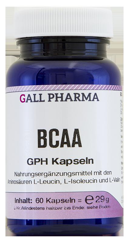 BCAA GPH Kapseln