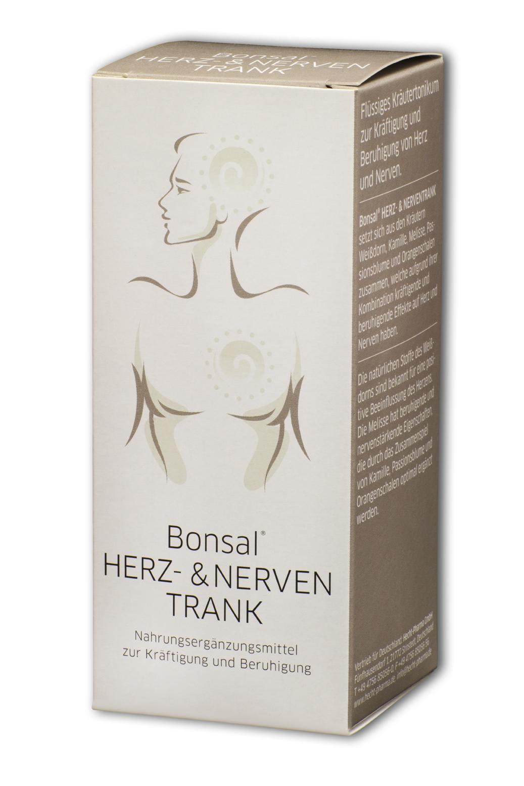 Bonsal® Herz-/Nerventrank