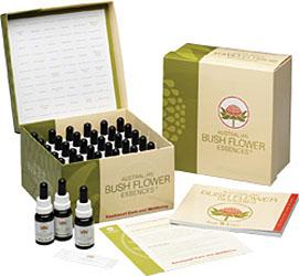Australian Bushflower Essences - Komplett-Set 69X15ml