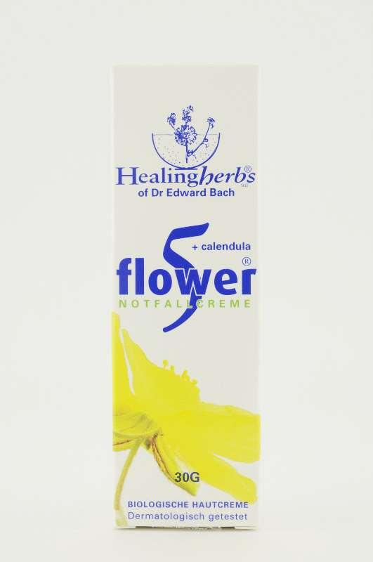 5 Flower Creme Bachbluetenmischung 30 g