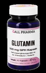 Glutamin 500 mg GPH Kapseln