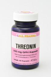 Threonin 500 mg GPH Kapseln