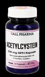 Acetylcystein 500 mg GPH Kapseln