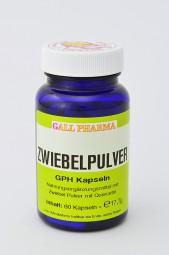 Zwiebelpulver GPH Kapseln