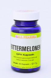 Bittermelonen GPH Kapseln