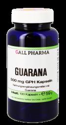 Guarana 500 mg GPH Kapseln