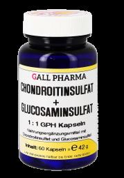 Chondroitinsulfat + Glucosaminsulfat 1:1 GPH Kapseln