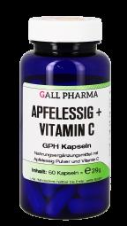Apfelessig + Vitamin C GPH Kapseln