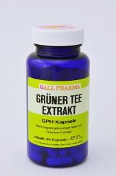 Grüner Tee Extrakt GPH Kapseln