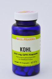 Kohl 250 mg GPH Kapseln
