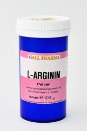 L-Arginin GPH Pulver