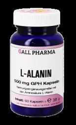 L-Alanin 500 mg GPH Kapseln