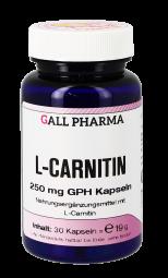 L-Carnitin 250 mg GPH Kapseln