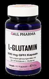 L-Glutamin 500 mg Kapseln 30 St.
