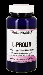 L-Prolin 500 mg GPH Kapseln