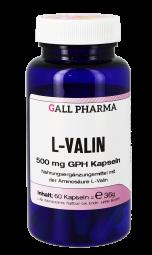 L-Valin 500 mg GPH Kapseln