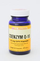 Coenzym Q-10 15 mg GPH Kapseln