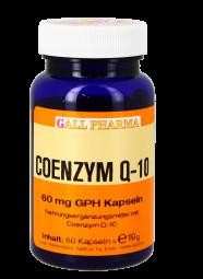 Coenzym Q-10 60 mg GPH Kapseln